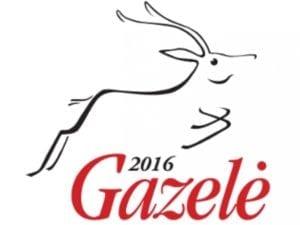 UAB Gudmonas Gazelė 2016